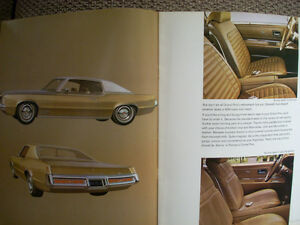 1970 Pontiac sales brochure Peterborough Peterborough Area image 5