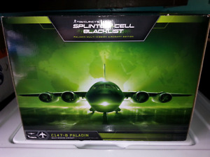 Bundle Splinter cell blacklist avec jeux Ps3 avec avion paladin