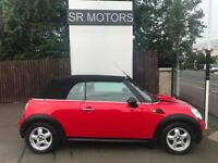 2010 Mini 1.6 One CONVERTIBLE.(FULL HISTORY,WARRANTY)