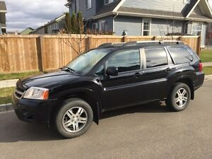 2008 Mitsubishi Endeavor - All Wheel Drive, Winter tires.