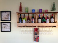 Wine Racks...Awesome Christmas Gifts!
