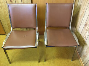 Office Chairs  $1 each (total of six chairs)