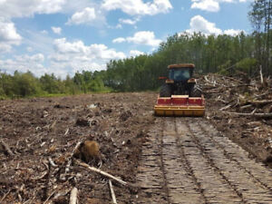 SEPPI_M. Farmland breaking, Rock Crushers And Forestry Tillers