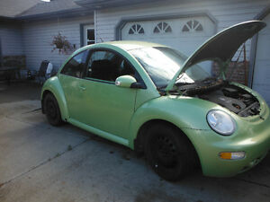 USED ' 03 VW VOLKSWAGEN BEETLE TDi 1.9  FOR SALE DiESEL