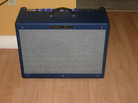 Fender made in USA Limited Edition Hot Rod Deluxe (Blue)