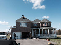 Affordable roofing services, licensed, insured, wsib covered