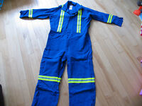 Flame Resistant Coveralls - Size XL Tall - Nomex III