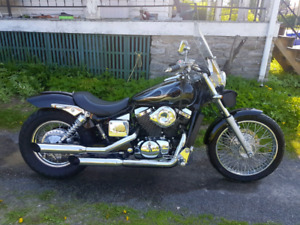 2001 Honda Shadow......750cc