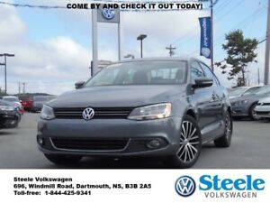 2014 VOLKSWAGEN JETTA Highline - VW Certified, TDI, Off-Lease