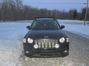 2009 Jeep Compass rally edition VUS nego