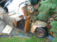 1960 Cushman Road King