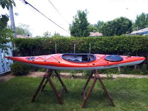 Kayak Élie Strait 120