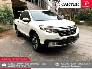 2017 Honda Ridgeline Touring + MANAGERS SPECIAL!
