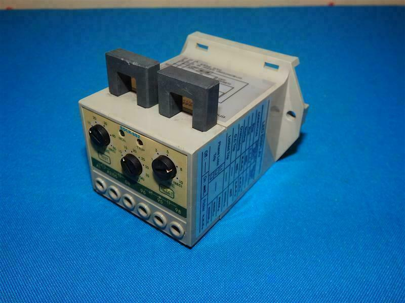 Samwha EOCR-SS2 30-220 Electronic Overload Relay