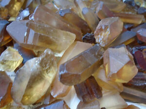 Rough Citrine Gemstone