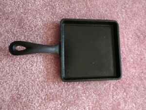 Cast Iron Square Fry Pan