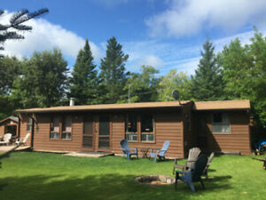 Cabin for rent Gull Lake MB