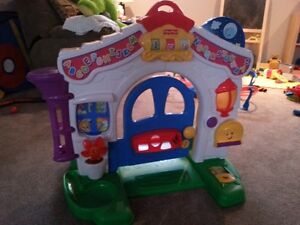 Fisher Price Playhouse