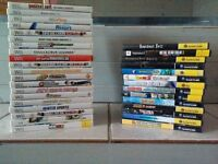 Wii & Gamecube Game Lot, 30+ games, $50 Or best offer!