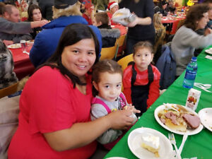 A Free Christmas Dinner - The Kings Way Outreach Centre