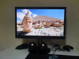 "Philip's 27"" 1080p G-sync 144HZ monitor"