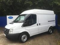 2010 60 Ford Transit 2.2TDCi Duratorq ( 85PS ) 280 ( Med Roof ) Diesel Van