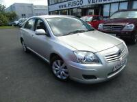 2008 Toyota Avensis 2.0D-4D Colour Collection - Silver - MOT until 24/08/2017!