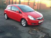 Vauxhall/Opel Corsa 1.2i SXi FINANCE AVAILABLE