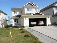Back to golf course beautiful house in West Edmonton
