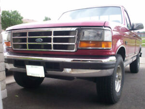 WANTED TO BUY - 1992 to 1996 Ford Truck