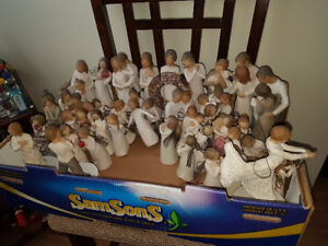 Over 40 Willow Tree Angels