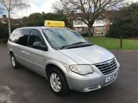 Chrysler Voyager 3.3 Limited XS (silver) 2005