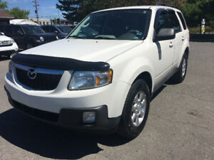 2009 Mazda Tribute 5 Speed 4 Cyl FWD Safety Only $5499