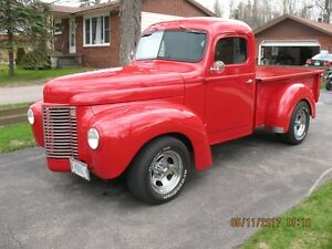 1945 Internatioal pick-up