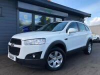 2012 Chevrolet Captiva 2.2VCDI (184ps) 4X4 LT **7 Seater - Full History**