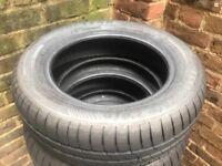 195/65x15 Goodyear Efficiency Grip Tyres NEW