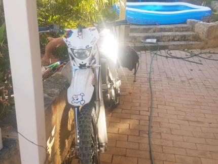 Asiawing 250cc enduro dirt bike Mindarie Wanneroo Area Preview