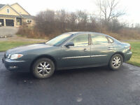 2006 Buick Allure good shape only 165km $4650 or best offer!