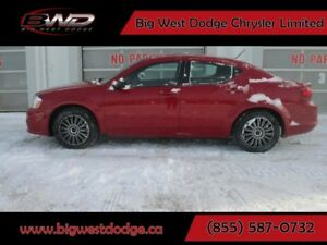 2013 Dodge Avenger SE| AUTOMATIC| LOW KMS| LADY DRIVEN| CERTIFIE