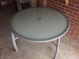 Garden table!