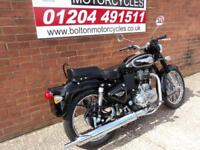 ROYAL ENFIELD BULLET 500 EFI MOTORCYCLE