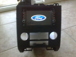 ford escape navigation bluetooth dvd