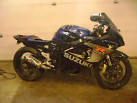 2004 GSXR 750 Engine For Sale $1200 GSXR750 04 05 2005