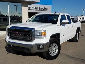 2015 GMC Sierra 1500 SLE Heated Leather Seats Lots of Options