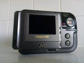 Vintage JVC SV3 Camcorder with Remote Control. Stunning kit. 100%