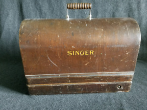 Singer  Portable Sewing Machine (Vintage)