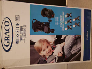 GRACO 5 ways to ride stroller