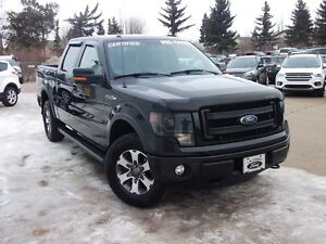 2013 Ford F-150 FX4  4x4 SuperCrew CERTIFIED PRE OWNED