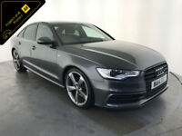 2014 AUDI A6 S LINE BLACK EDITION TDI DIESEL SERVICE HISTORY FINANCE PX WELCOME