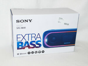 Sony EXTRA BASS Water-Resistant Bluetooth NFC Wireless Speaker